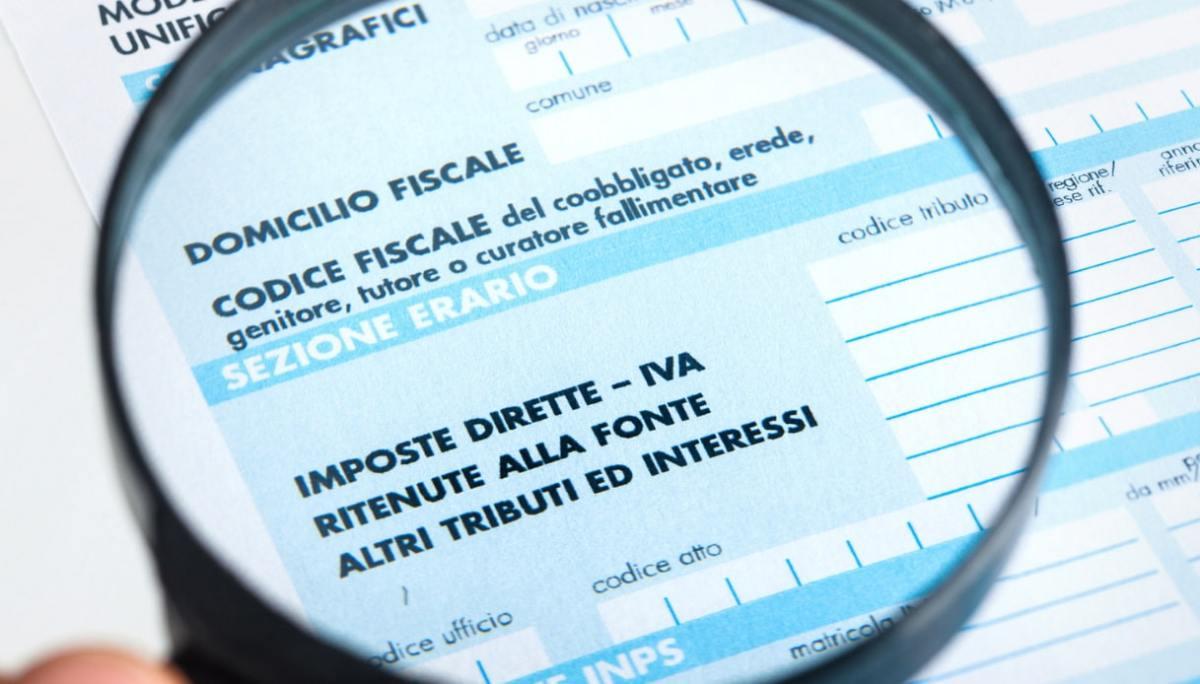 F24 credito d'imposta