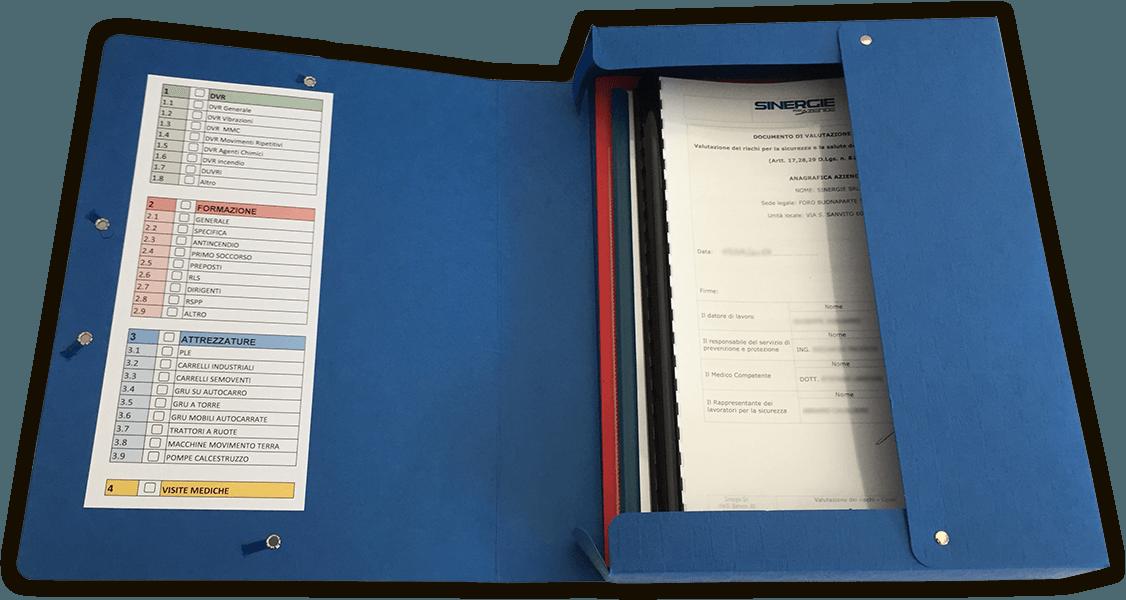DVR - Documentazione Valutazione dei Rischi